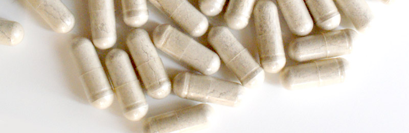 pilules de bardane et de pensée sauvage