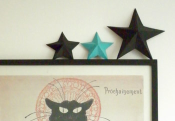 DIY comment faire des étoiles en carton pour votre déco