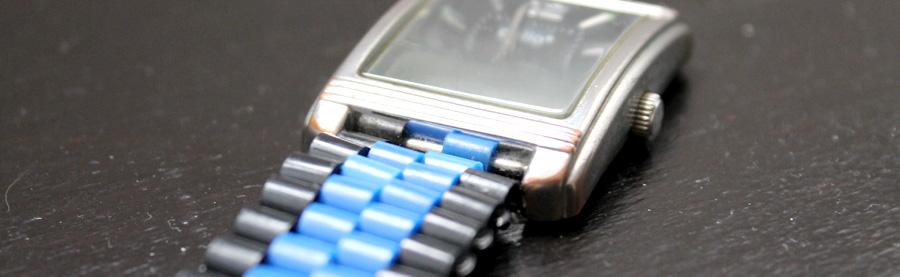 personnaliser un bracelet de montre