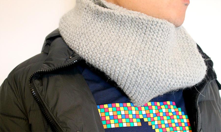 d buter dans le tricot tricoter une charpe en laine. Black Bedroom Furniture Sets. Home Design Ideas