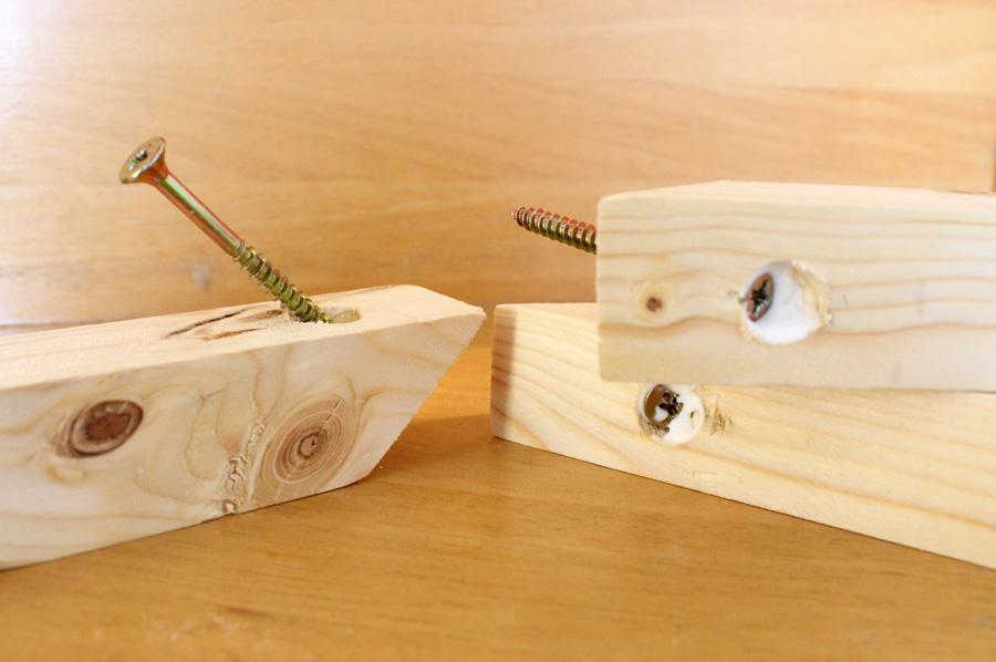 Des pat res en bois design beaux et fonctionnels mademoiselle je sais tout - Fabriquer des etageres en bois ...