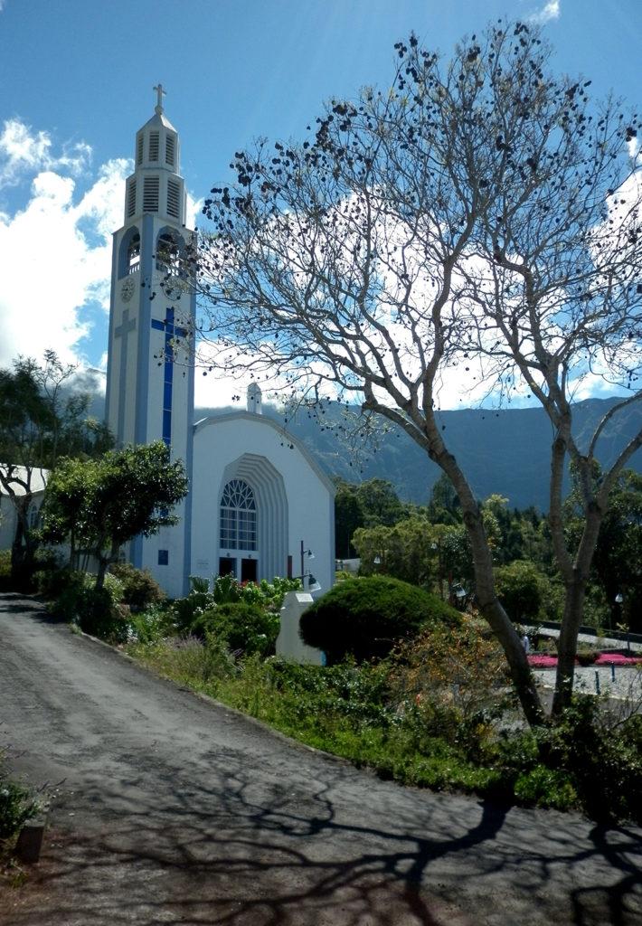 Eglise de Cilaos