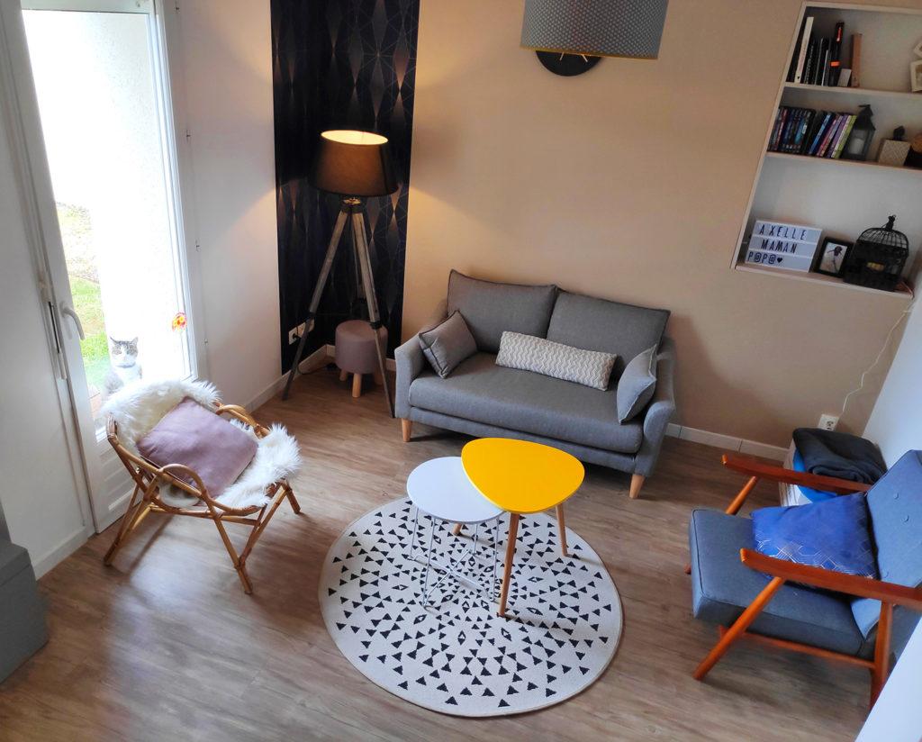 mobilier petit salon