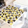Table basse lack customisée et revisitée