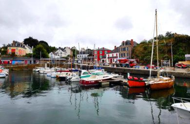 Port Ile de Groix